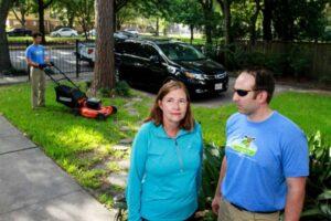 lawn care professionals